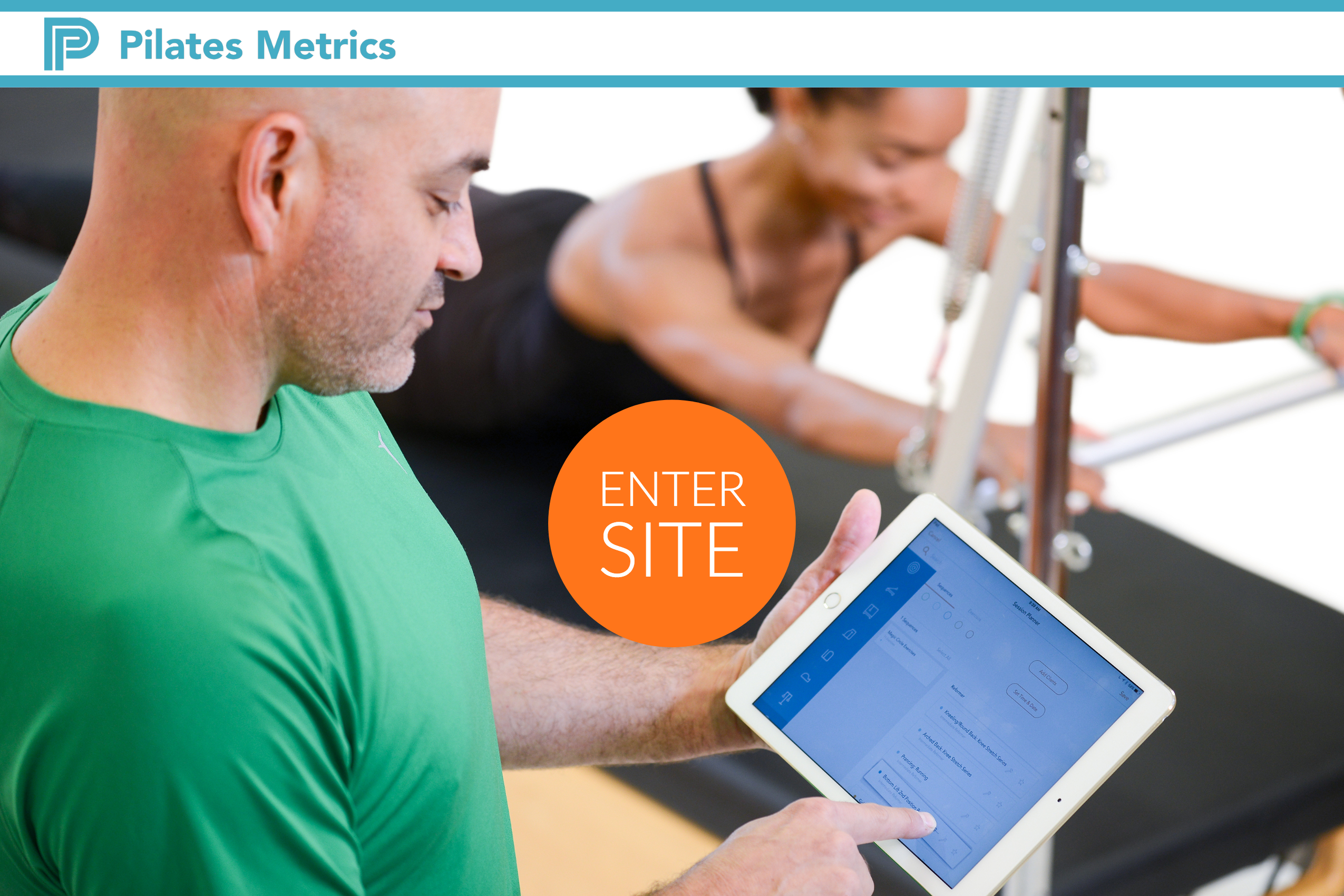 Pilates Metrics - Software for Pilates Instructors